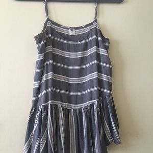 Small blouse tank stripes perfect condition